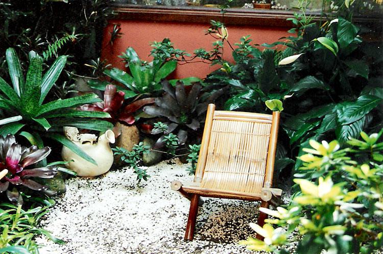 flores e jardins fotos:Jardins Residenciais